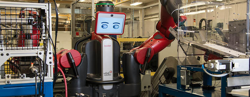 Co-bots Go Hand-in-hand With Workers for Productivity Boost Featured Image