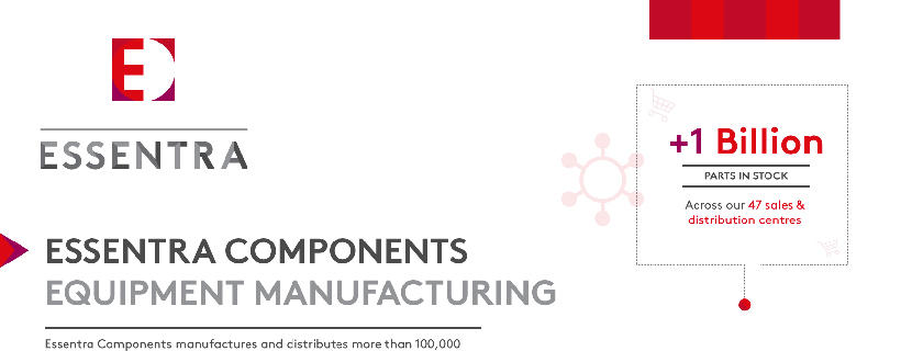 Essentra Components - The Equipment Manufacturing Industry Featured Image