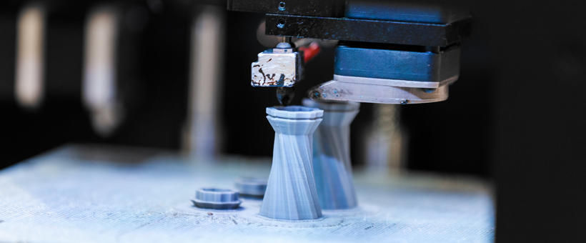 3D printing versus injection moulding Featured Image