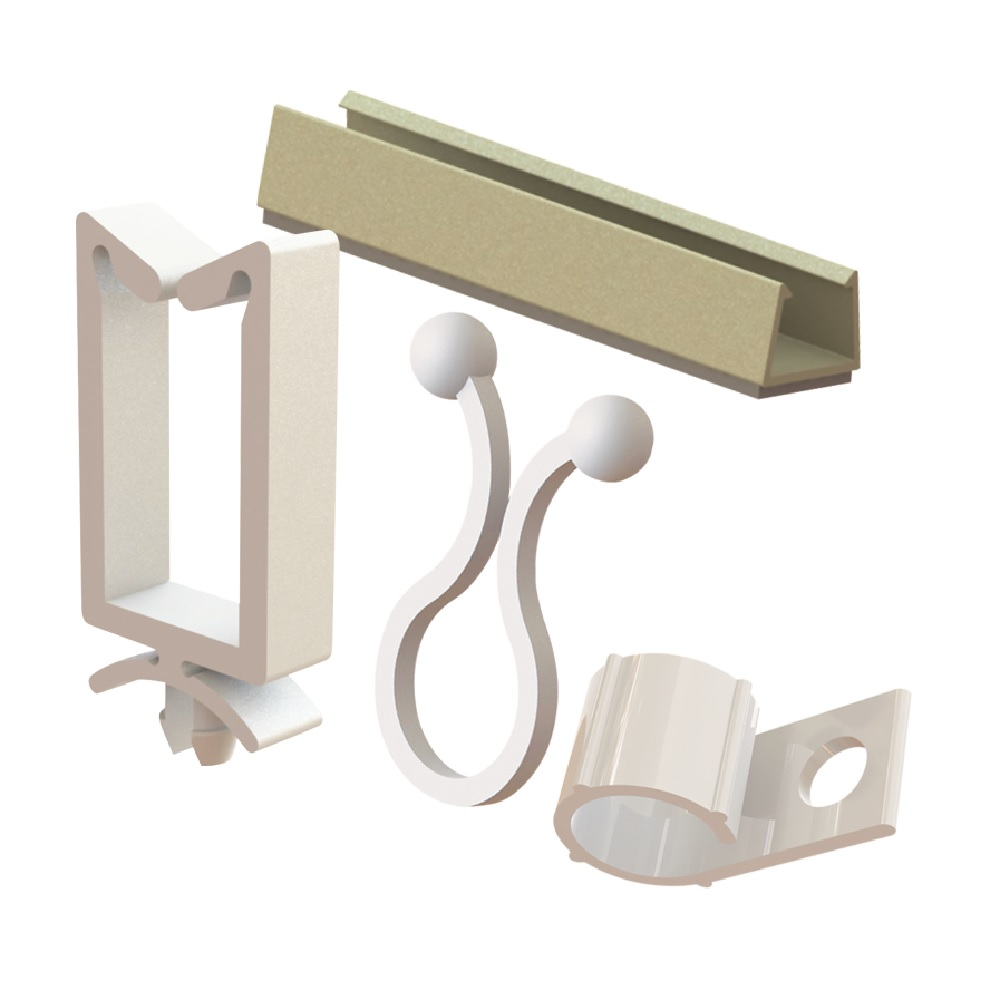 Cable Cleat Brackets : Richco is now essentra components global manufacturer