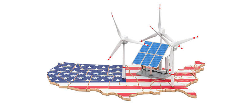 Renewable energy now produces 18% of US electricity Featured Image