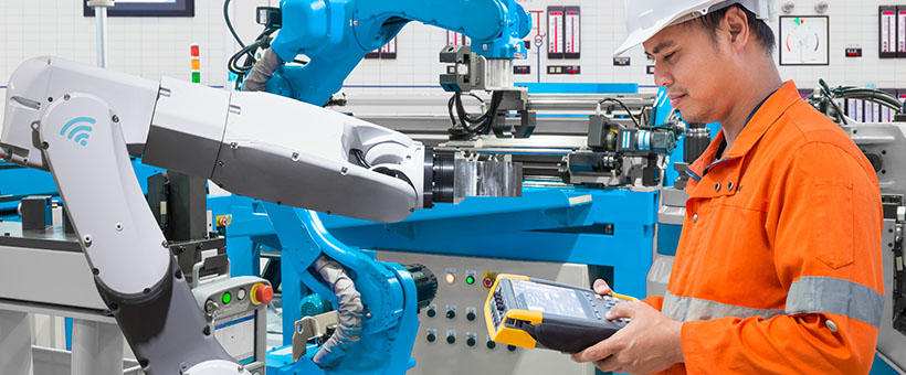 The rise of the injection moulding robots Featured Image