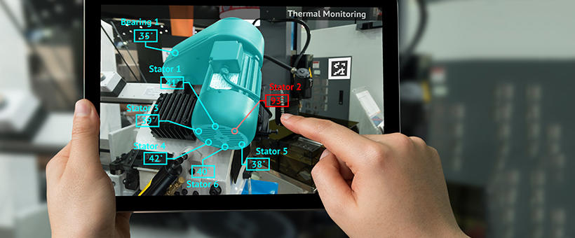Why augmented reality could be a dream solution for manufacturers Featured Image