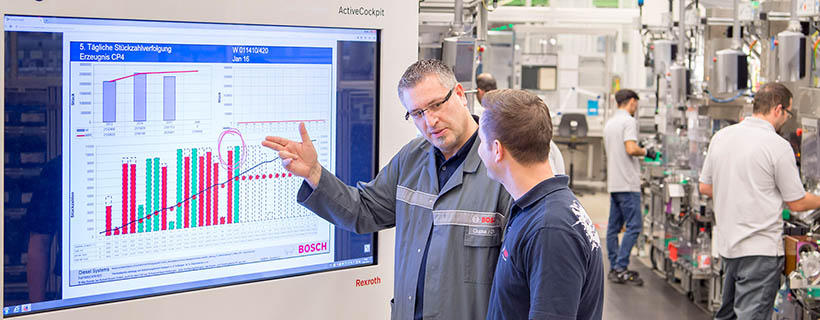 Industry 4.0 takes centre stage Featured Image