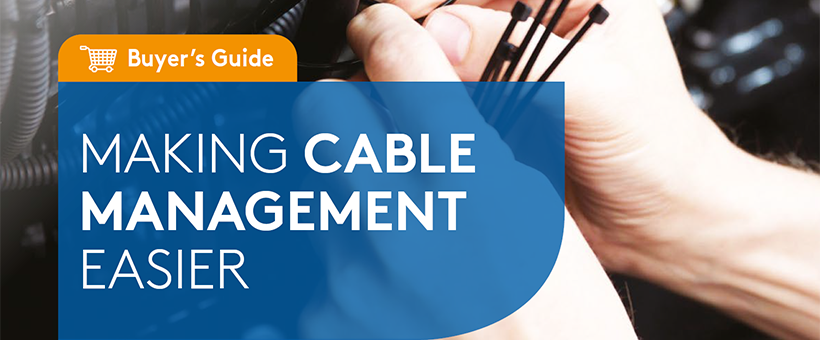 Making Cable Management Easier - The Buyer's Guide Featured Image
