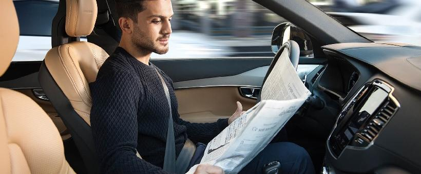 Futuristic Technology Drives Change In The Car Industry Featured Image