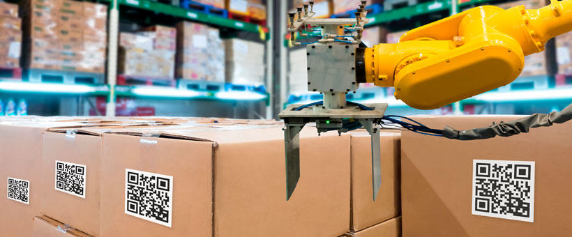 Logistics: under the influence of Industry 4.0 Featured Image