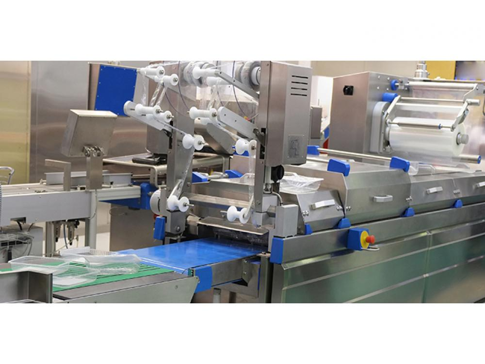 Quick guide: components for industrial packaging machines