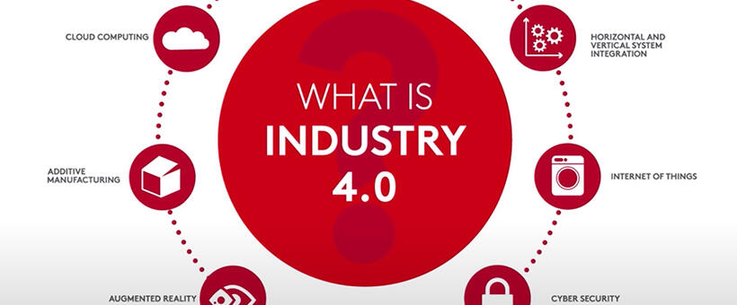 What is Industry 4.0? Featured Image