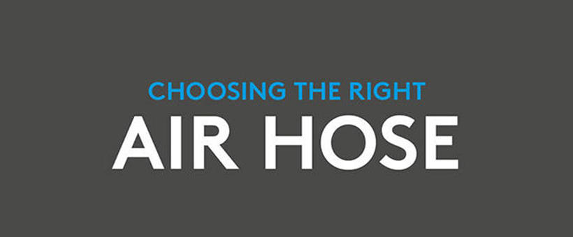 How to choose the right air hose Featured Image