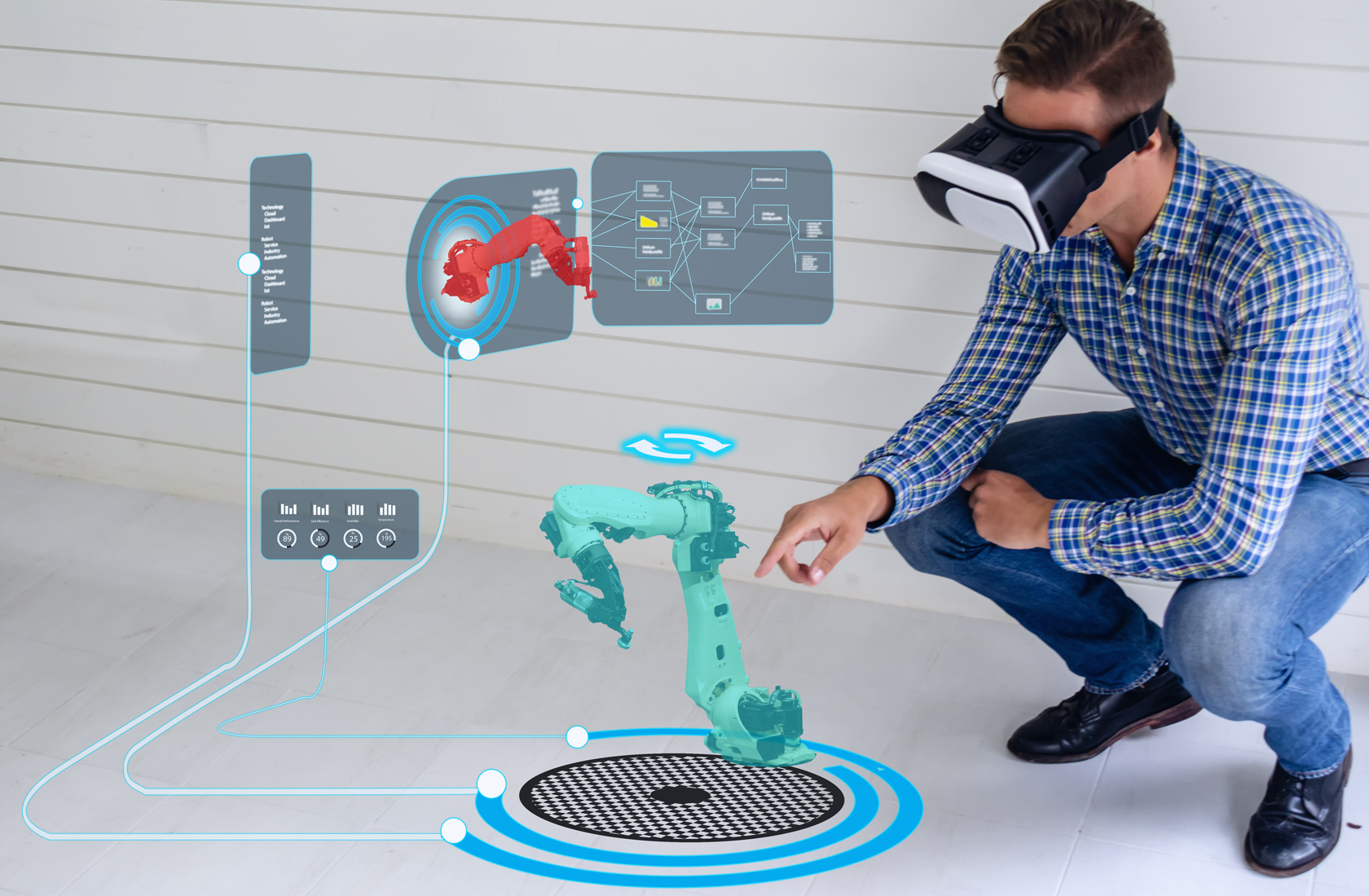 Augmented reality can enhance product development