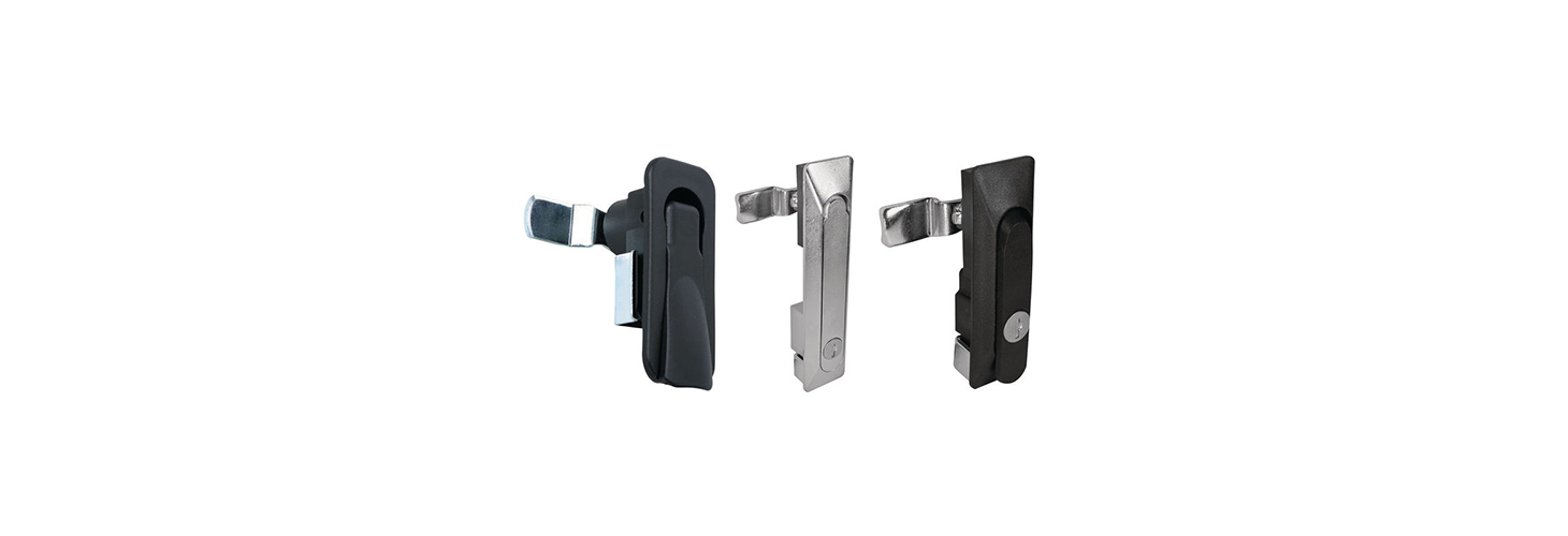 Cam latches – lift and turn