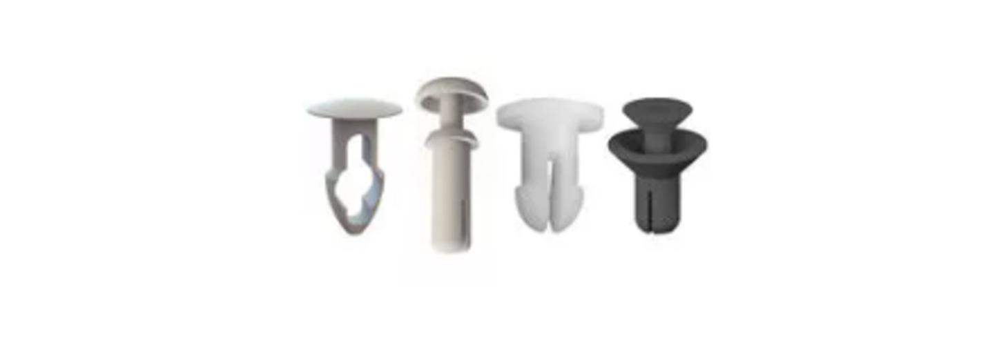 Rivets and panel fasteners