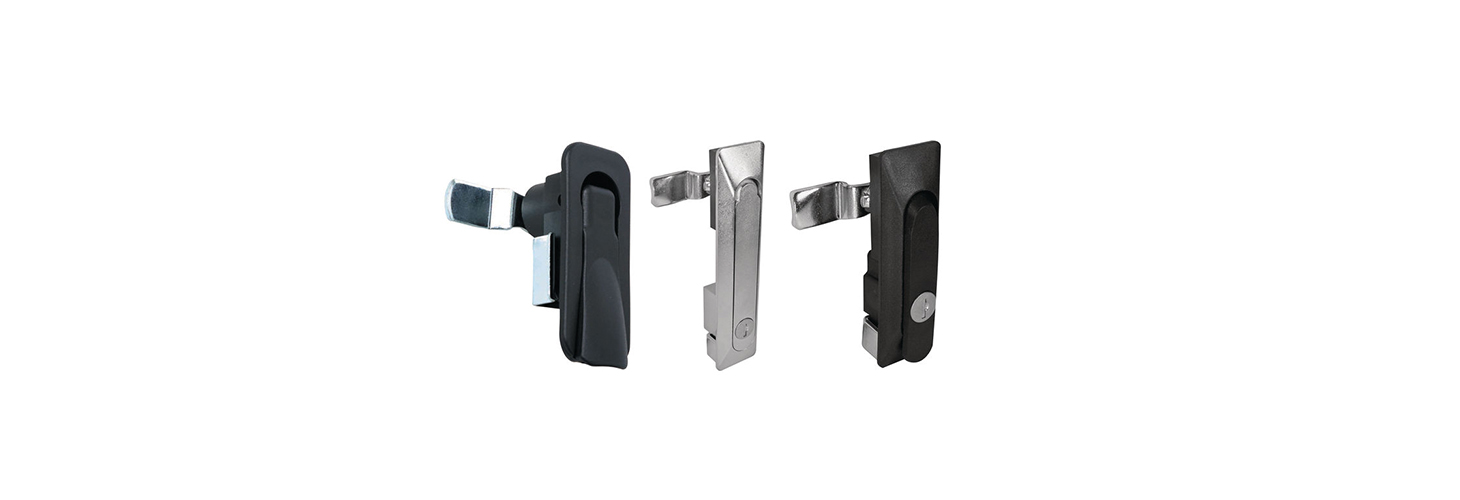 ​Cam latches – lift and turn