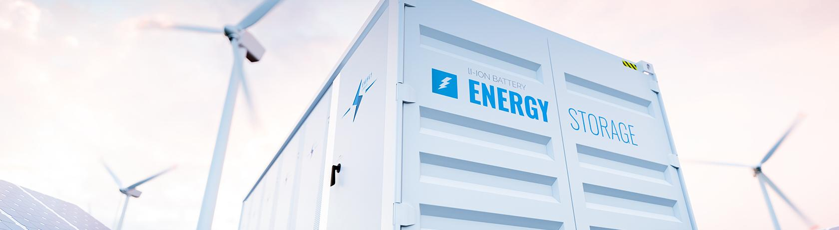 Battery energy storage systems and containers