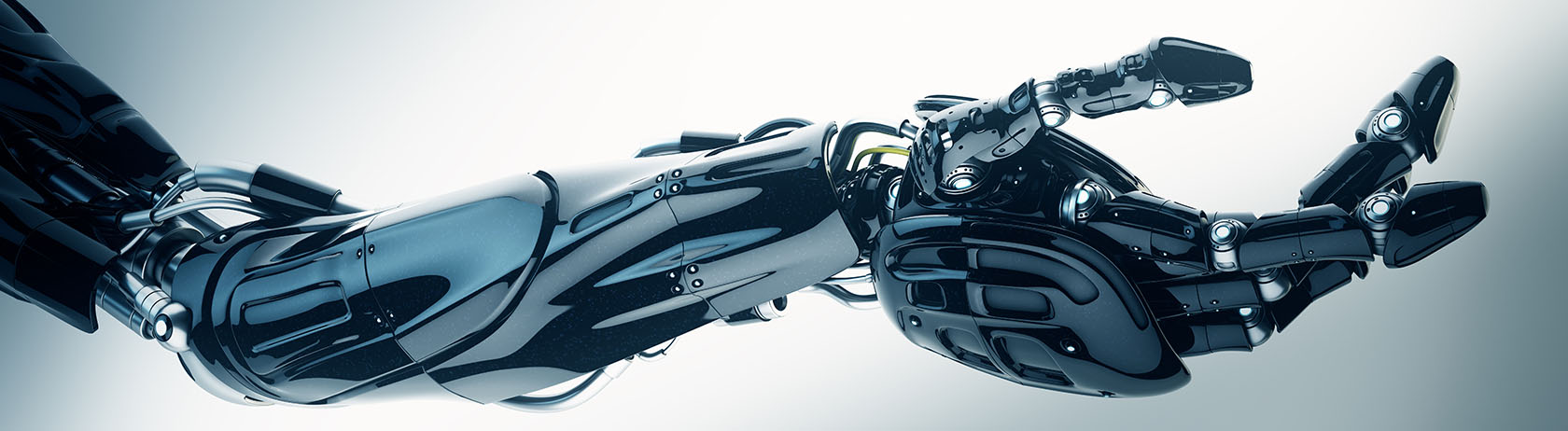 Future innovations using robotic arms