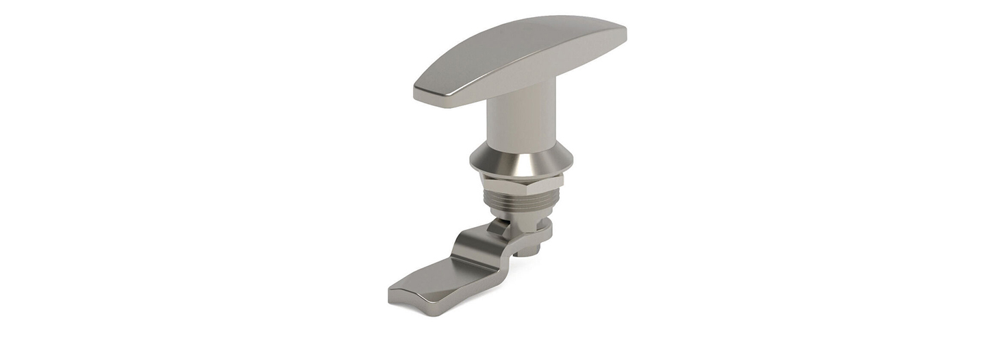 NEMA rated adjustable T-handle with compression