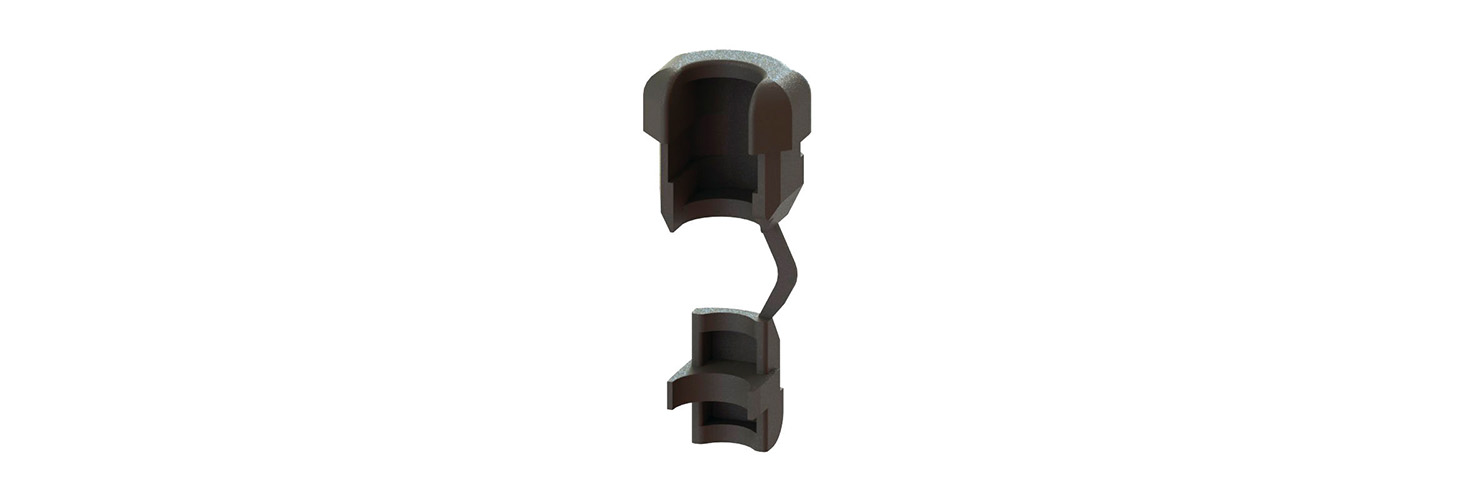 Bushings - Strain Relief/Flat Cable