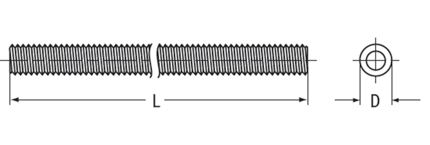 Fully Threaded Studs & Rods