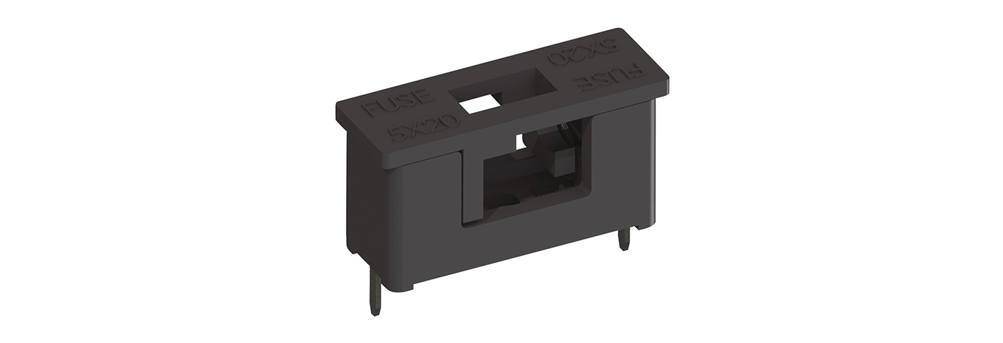 Fuse Covers - Holder & Cover