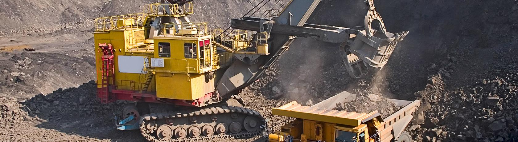 Construction and mining vehicles