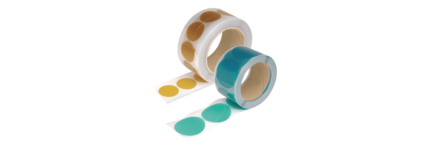 Coloured Masking Tape – Discs