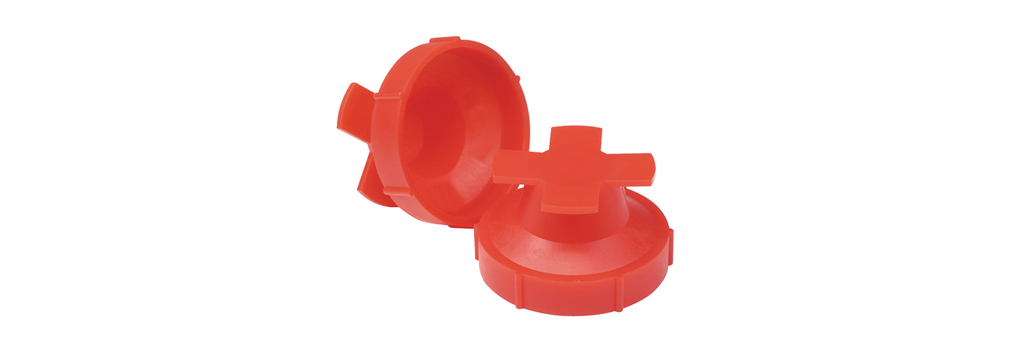 Quick Fit Threaded Protection Plugs