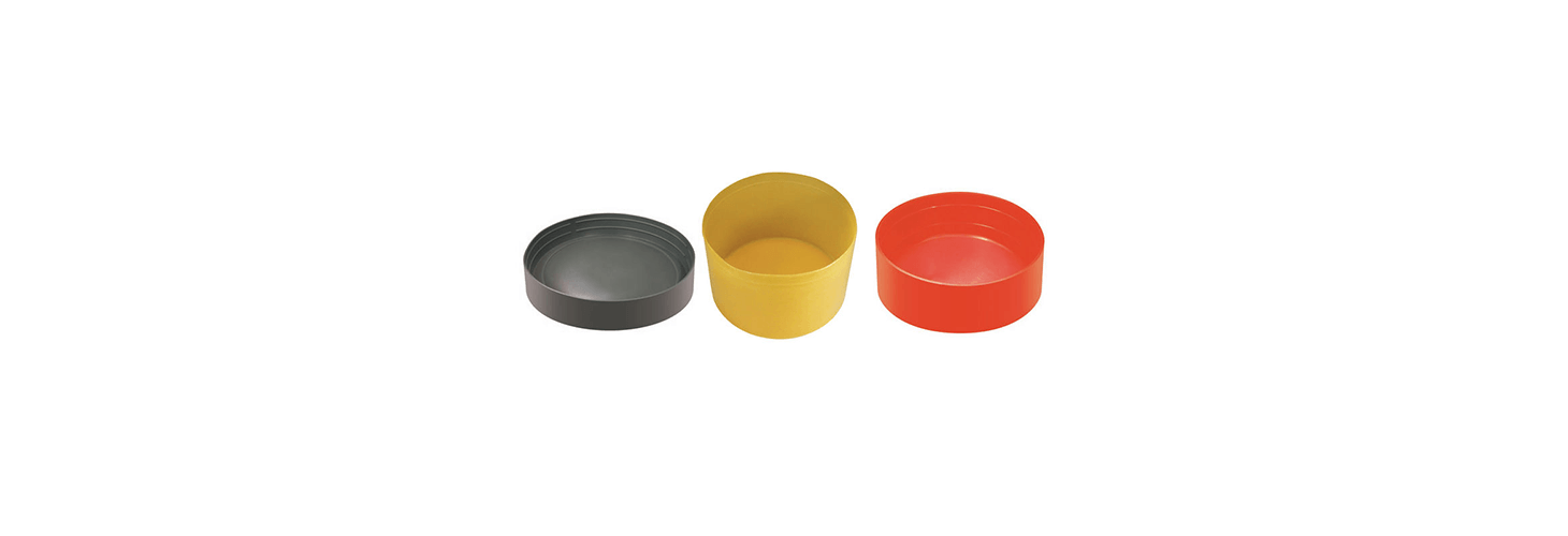 Standard Size Pipe Caps