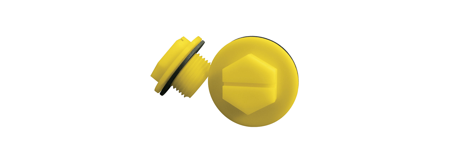 Threaded Protection Plugs - Wide Flange