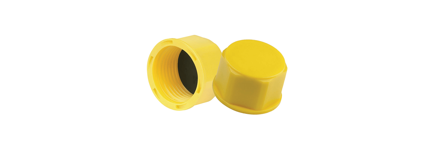 Threaded Sealing Caps - Metric Threads