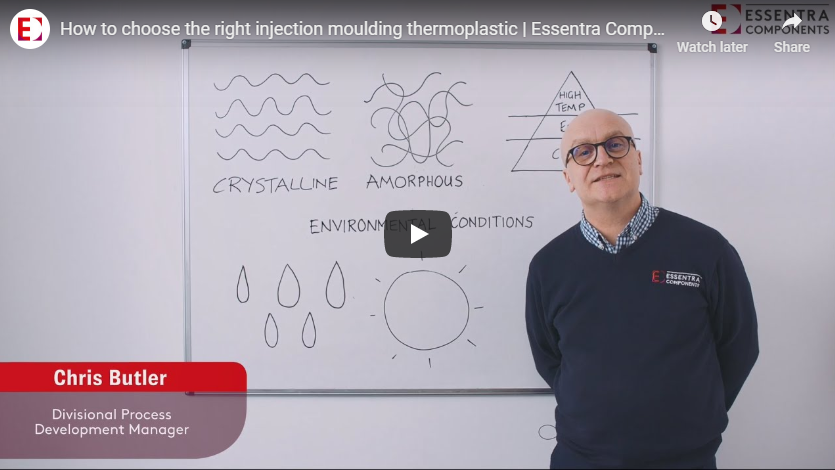 A short guide to injection moulding thermoplastics