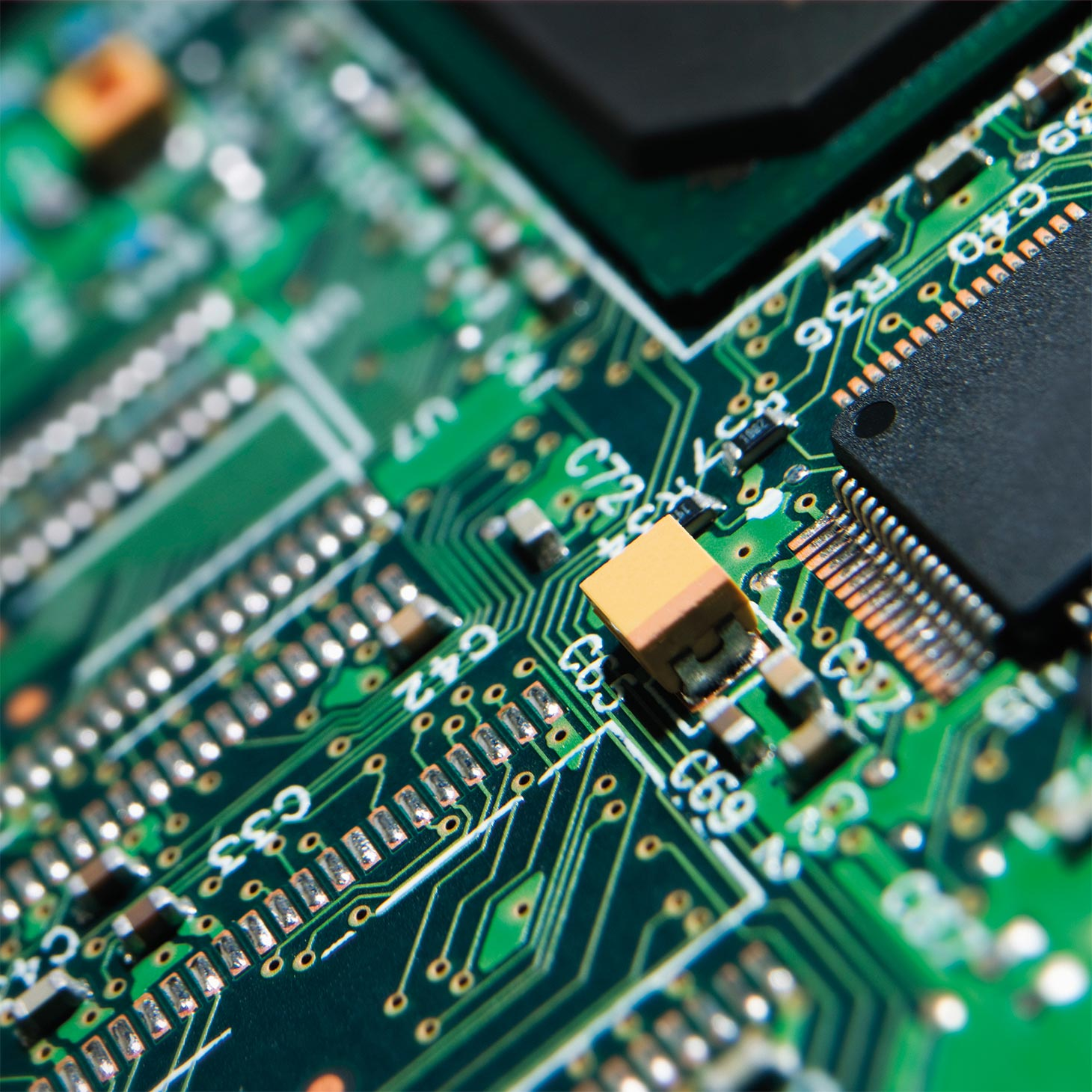Three Top Tips For Selecting Pcb Spacers Knowledge Centre Electronic Circuit Board With Processor Repair Boards Stock Substrate