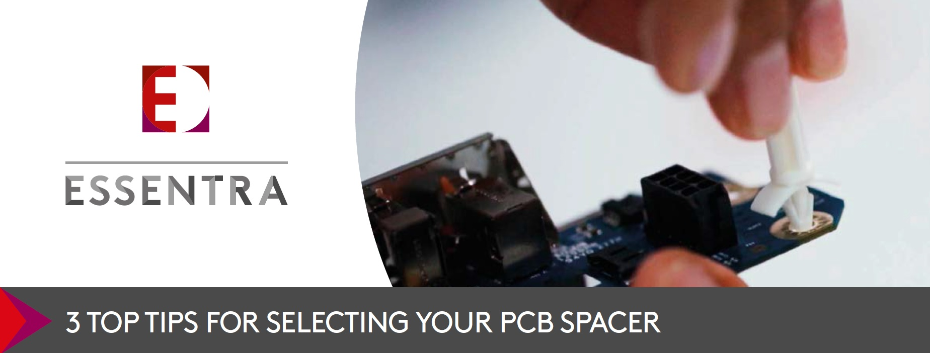 Three Top Tips For Selecting PCB Spacers | Knowledge Centre